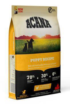 Champion Petfoods LTD. Acana Dog Puppy Junior Heritage 6kg