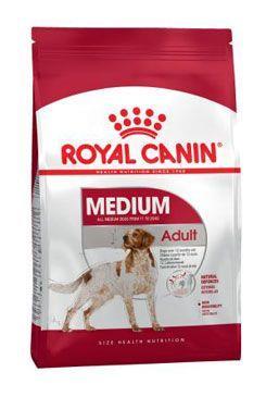 Royal Canin - komerční krmivo a Breed Royal Canin Medium Adult 15kg