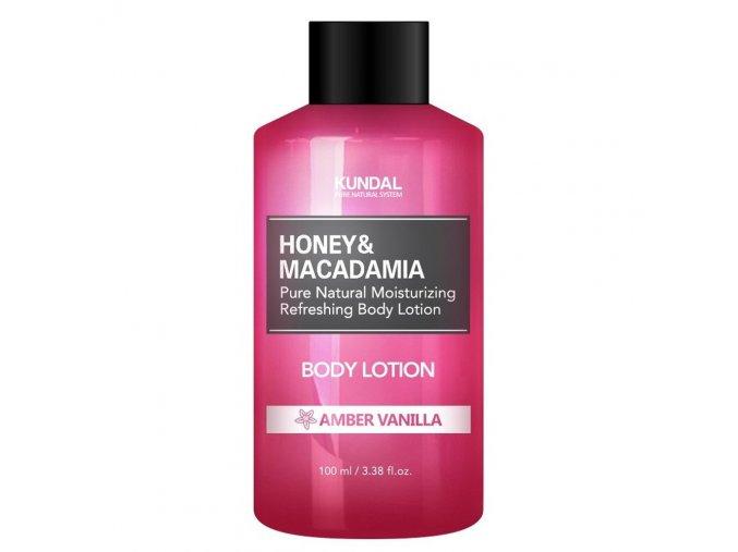 Kundal Honey&Macadamia Body Lotion Amber Vanilla