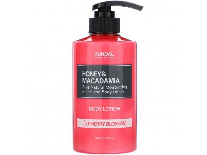 Kundal Honey&Macadamia Body Lotion Cherry Blossom