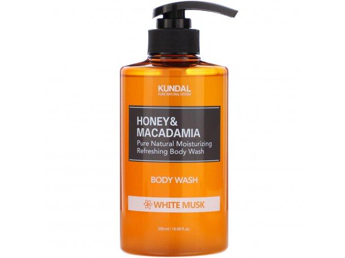 Kundal Honey&Macadamia Body Wash White Musk