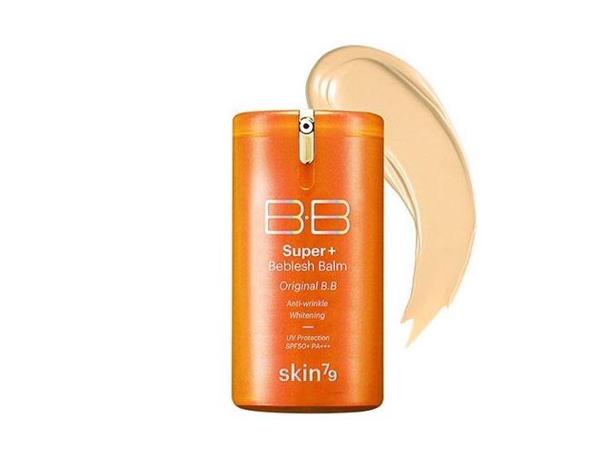 BB Cream Super+ Beblesh Balm SPF 50+ PA+++ ORANGE 8809223662529