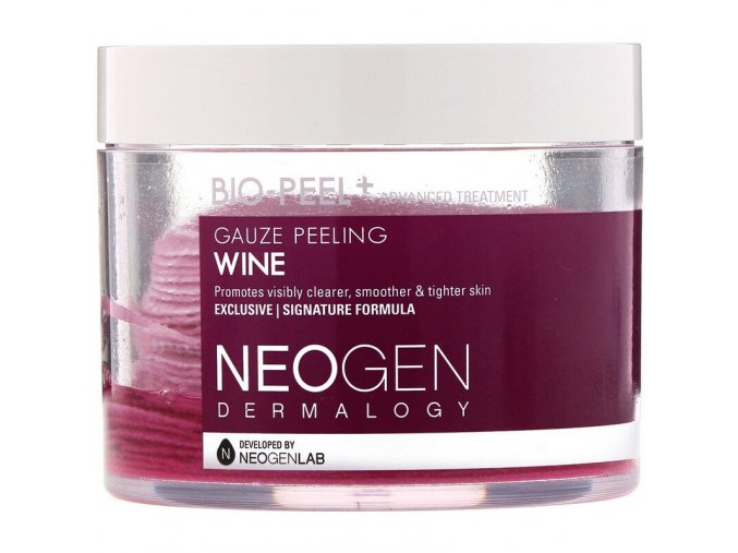 Neogen Dermalogy Bio Peel Gauze Peeling Wine