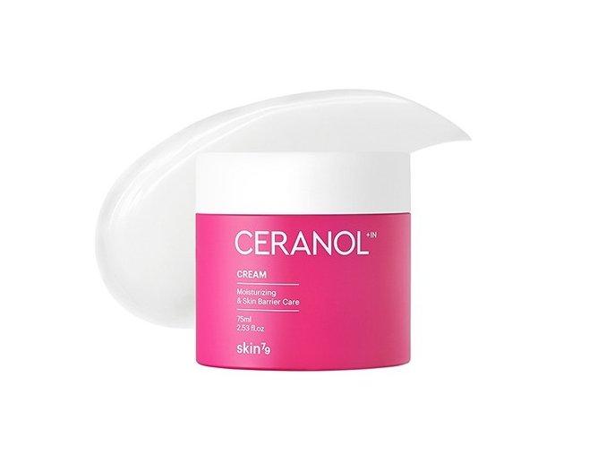 SKIN79 Nawilzajaco regenerujacy krem CERANOL IN Cream 75ml mini