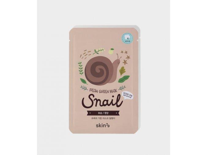 Skin79 freshgarden snail 1