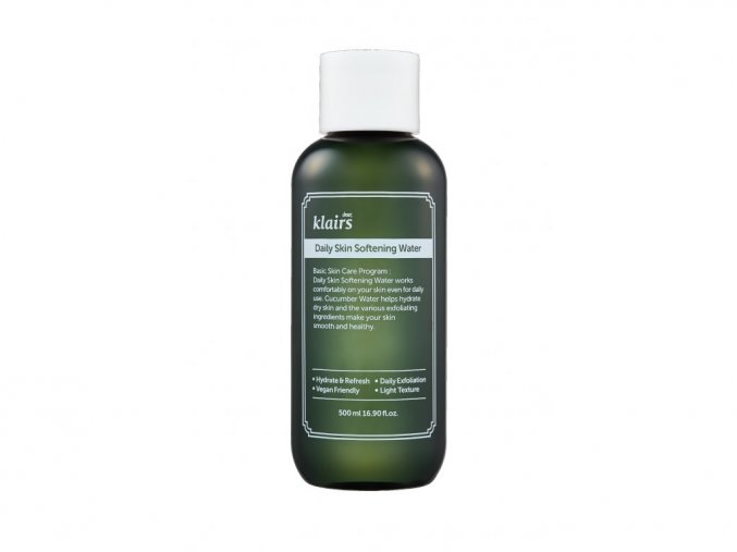 Dear Klairs Daily Skin Softening Water
