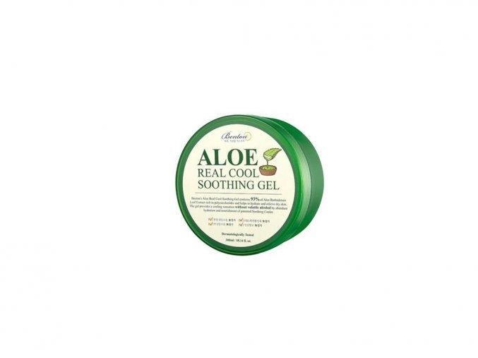 Benton Aloe Real Cool Soothing gel