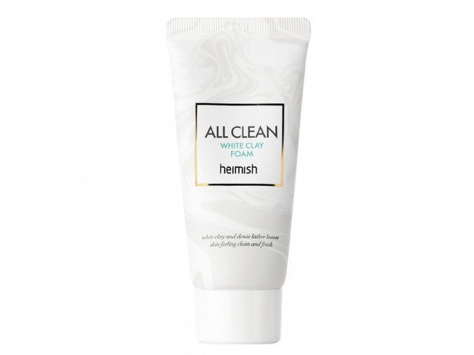 cze pl Heimish All Clean White Clay Foam Cistici pena s bilym jilem 30 g 1641 1