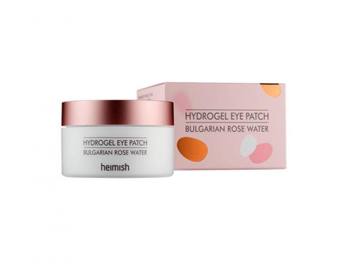 heimish heimish bulgarian rose hydrogel eye patch