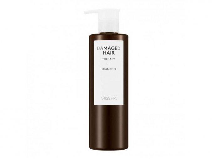 Missha Damaged Hair Therapy Shampoo - Shampoo for damaged hair