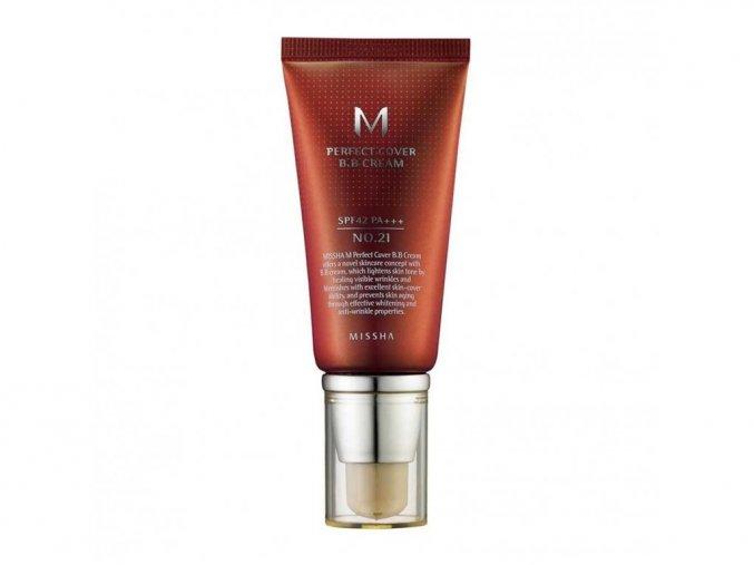 Missha Perfect Cover BB Cream - BB cream