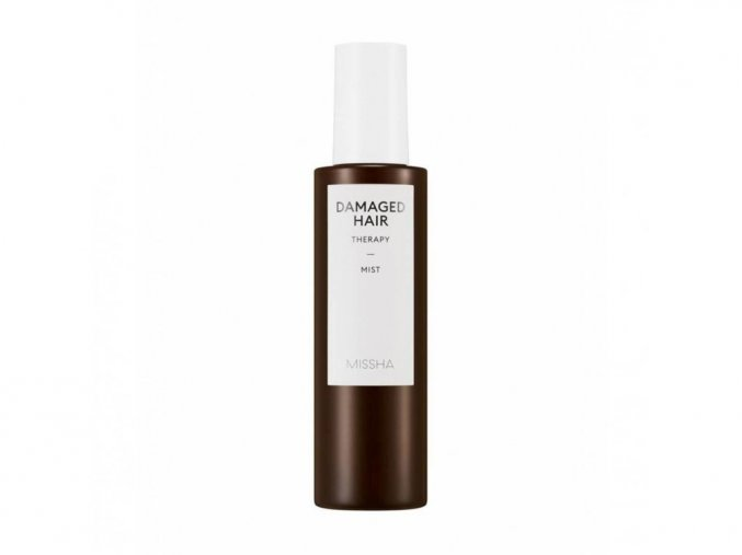 Missha Damaged Hair Therapy Mist - rinse-free hair water