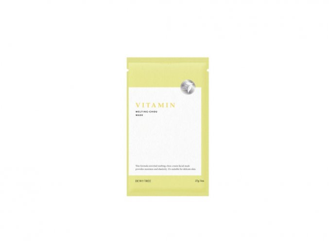 Dewytree Vitamin Melting Chou Mask 27 g