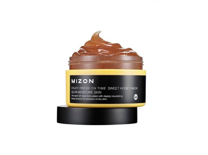 Mizon Enjoy Fresh-On Time Sweet Honey Mask 100ml