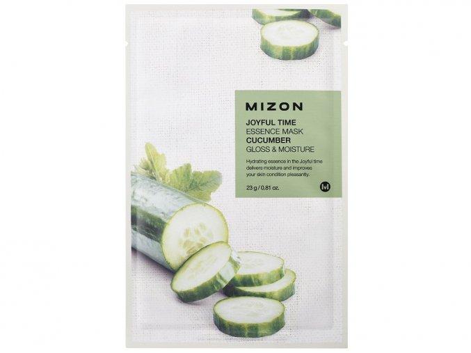 Mizon Joyful Time Essence Mask Cucumber 23g