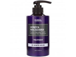 Kundal Honey&Macadamia Treatment White Musk
