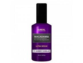 Kundal Hair serum with Amber Vanilla