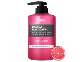 Kundal Honey&Macadamia Body Lotion Pink Grapefruit