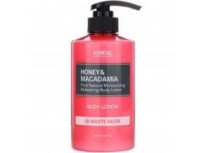 Kundal Honey&Macadamia Body Lotion White Musk