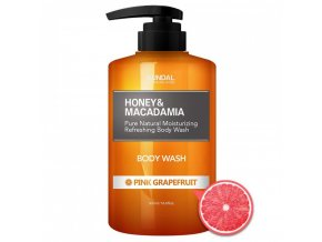 Kundal Honey&Macadamia Body Wash Pink Grapefruit