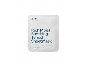 Rich Moist Soothing Tencel Sheet Mask front