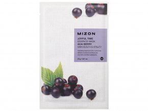 Mizon Joyful Time Essence Mask Acai Berry 23g