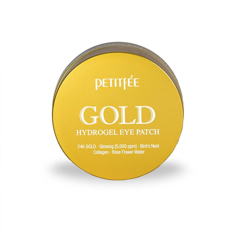 Gold Hydrogel eye patch 1