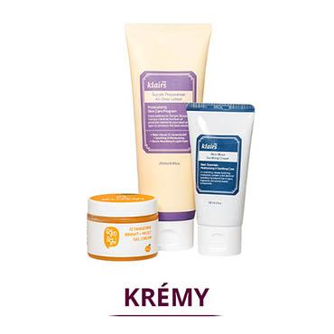 Krémy - Korejská kosmetika
