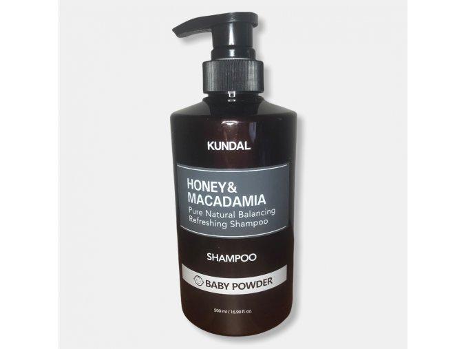 Kundal shampoo baby