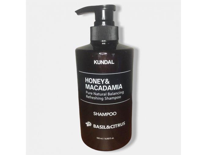 Kundal shampoo basil
