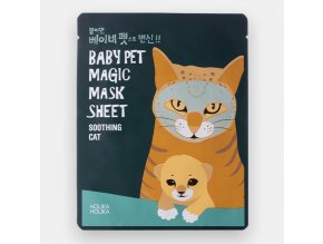 Kopia 20013059 Holika Holika Baby Pet Magic Mask Sheet(Cat)