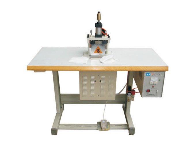 Ultrazvukový svařovací stroj sloupový
