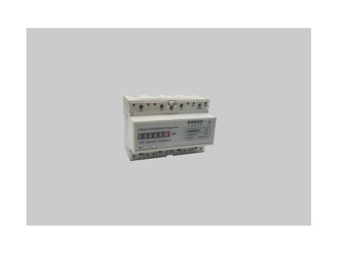 Elektroměr na DIN lištu