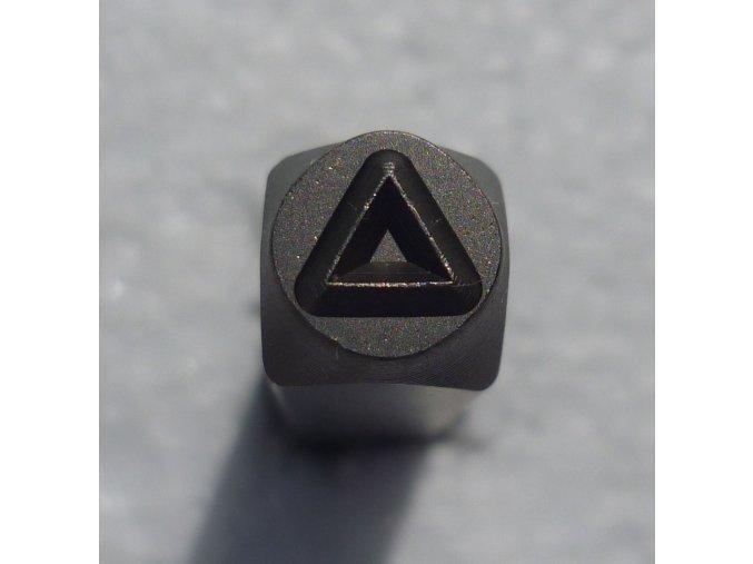 Ruční razník - trojúhelník
