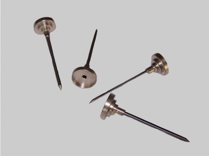 7 nahradni hrot k pneumatickemu kovovemu peru