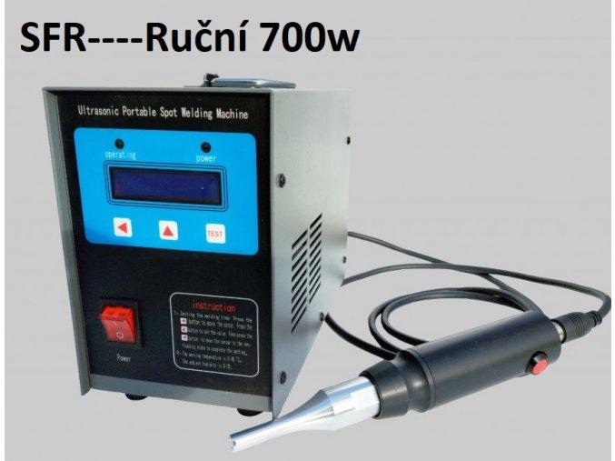 Ultrazvukový svařovací stroj