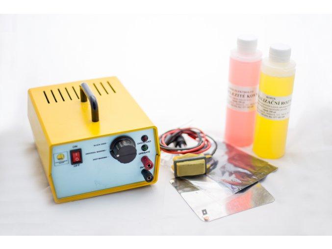 Elektrochemické značení EC 100