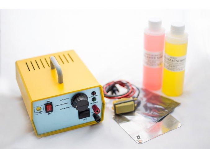 Značící jednotka pro elektrochemické značení EC 200