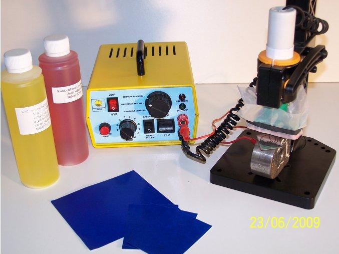 Značící jednotka pro elektrochemické značení EC 300 se stojanem