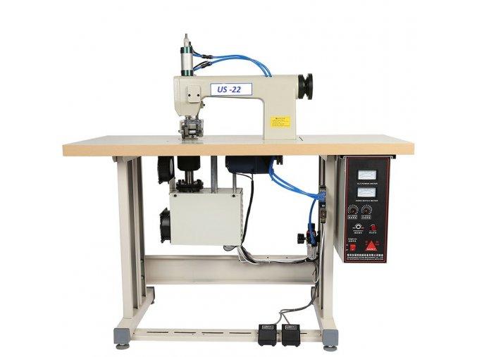 Ultrazvukový šicí stroj