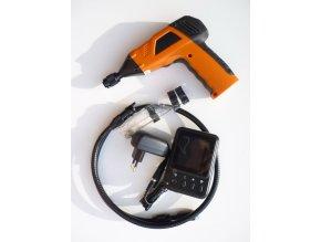 Bezdrátový Endoskop 2810 se sundávacím LCD monitorem - Inspekční kamera