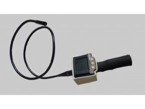 Endoskop QT-2809 s vlastní LCD obrazovkou