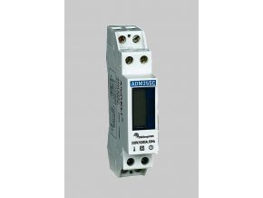 LCD Elektroměr na DIN lištu