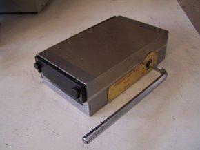 Permanentní upínací magnet 125x250mm