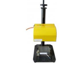 Pneumatický mikroúderový stroj stojanový 125x80 mm
