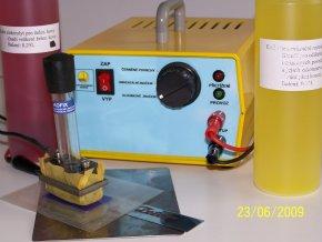 Značící jednotka pro elektrochemické značení EC 100