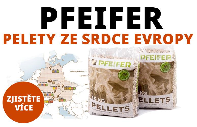 Pelety Pfeifer