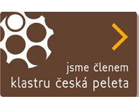 Jsme členem klastru Česká Peleta