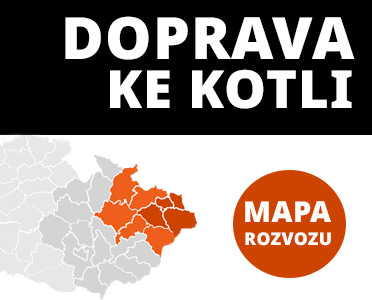 Rozvoz pelet a dalších paliv především po Moravskoslezském, Olomouckém a Zlínském kraji