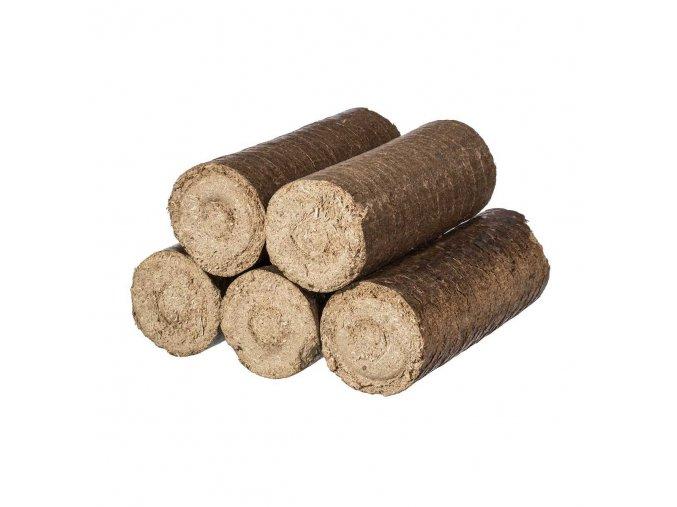 Dřevěné brikety NESTRO